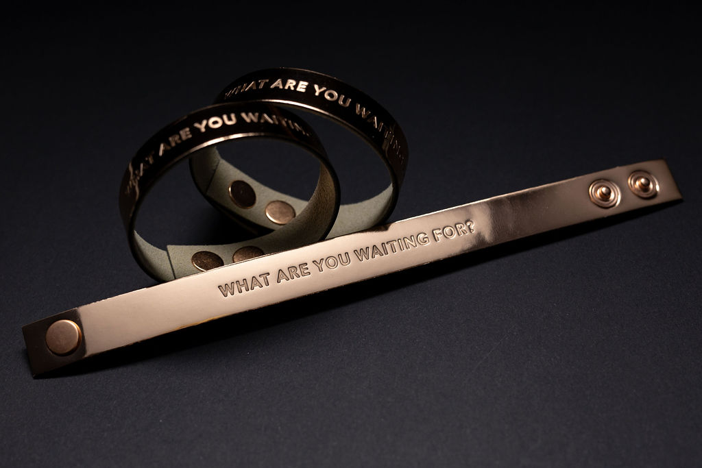 Wristbanditz What are you waiting for
